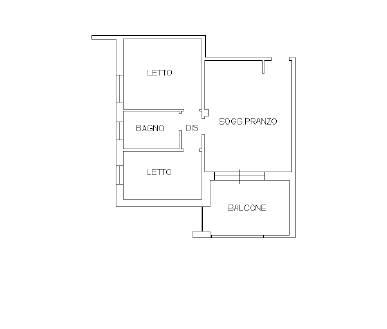 Appartamento, Cortile, Carpi