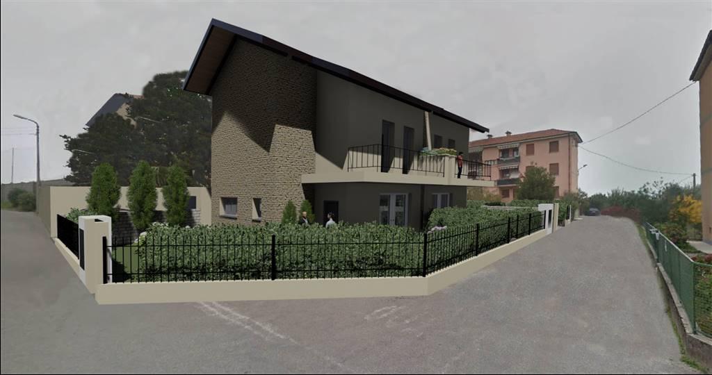 Bifamiliare, Vergo-zoccorino, Besana In Brianza, in nuova costruzione