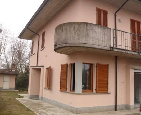 Villa a schiera, Mezzanino