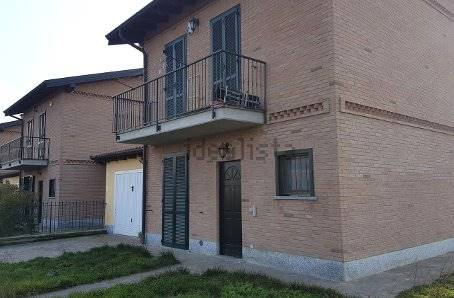 Villa a schiera, Bottarolo, Barbianello