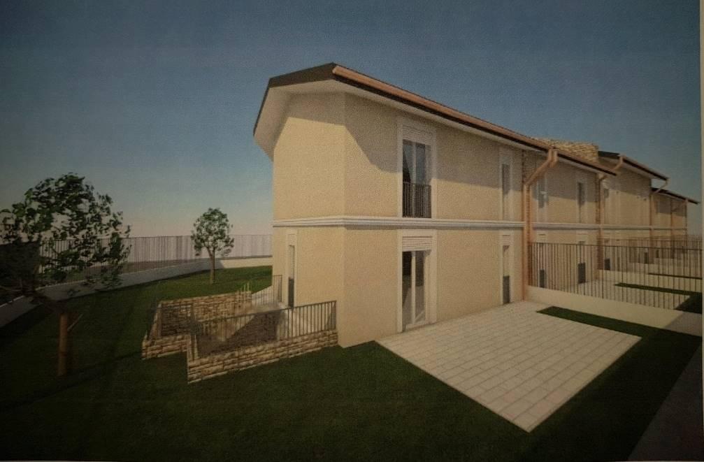 Villa a schiera, Vimercate, in nuova costruzione