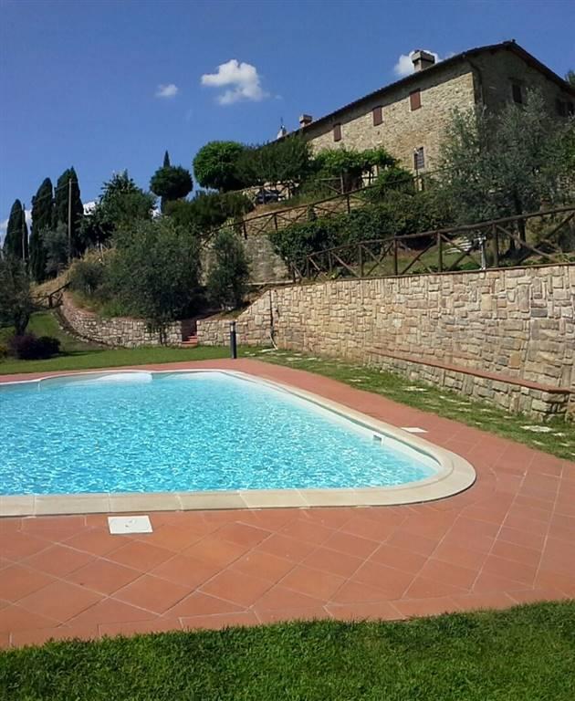 Colonica, San Donato In Fronzano, Reggello, in ottime condizioni
