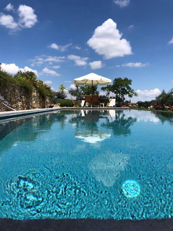 Villa, Palazzone, San Casciano Dei Bagni, in ottime condizioni