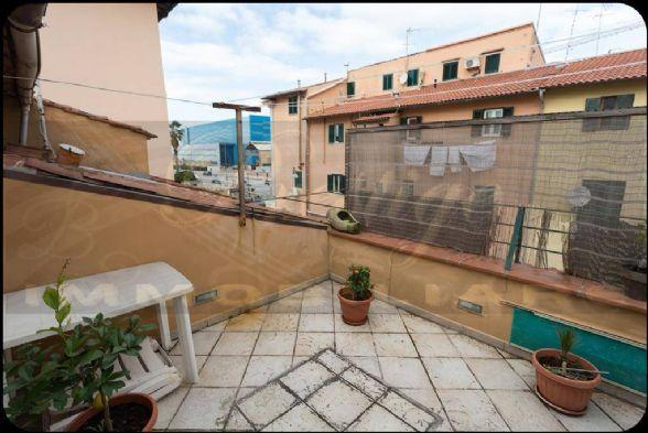 Attico, Livorno, ristrutturato