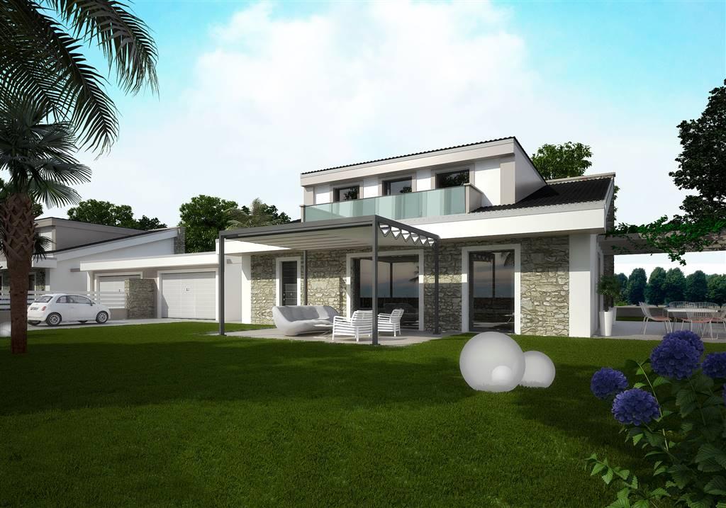 Villa, Usmate Velate, in nuova costruzione