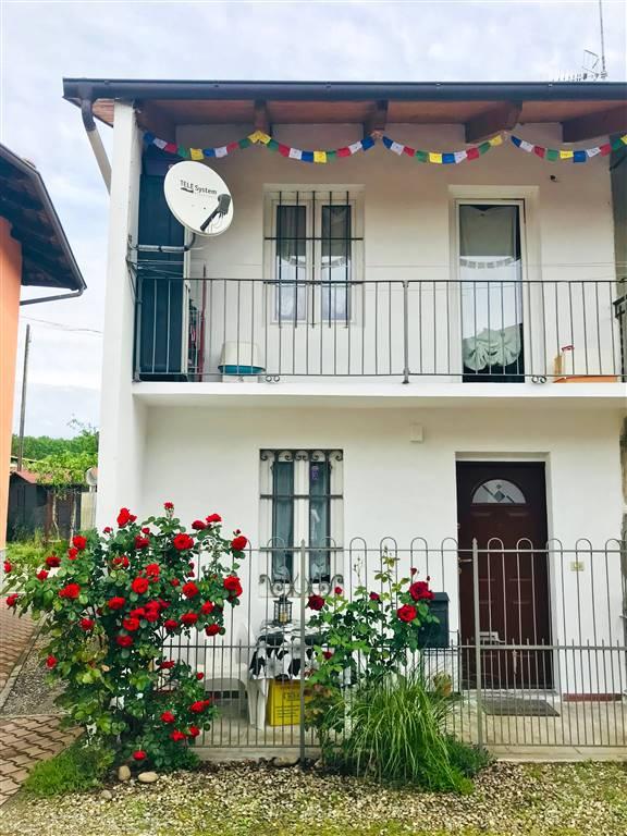 Casa semi indipendente, Cerrione, in ottime condizioni