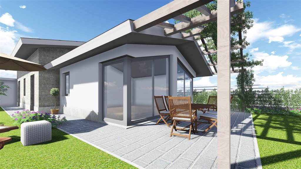 Villa, Besana In Brianza, in nuova costruzione