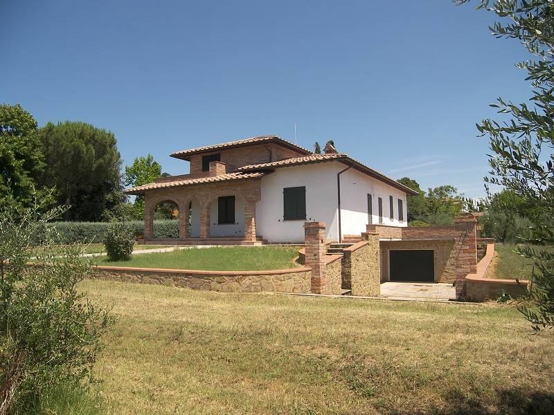 Villino, Guazzino, Sinalunga, in nuova costruzione
