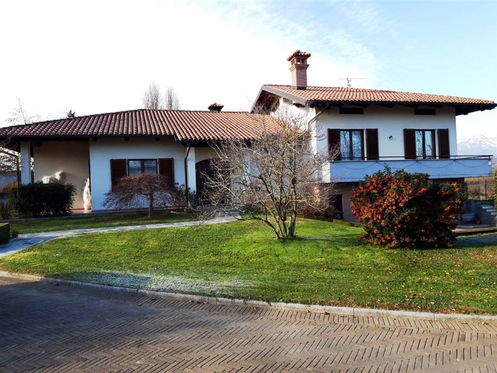 Villa in Via Nazionale 39, Mercenasco