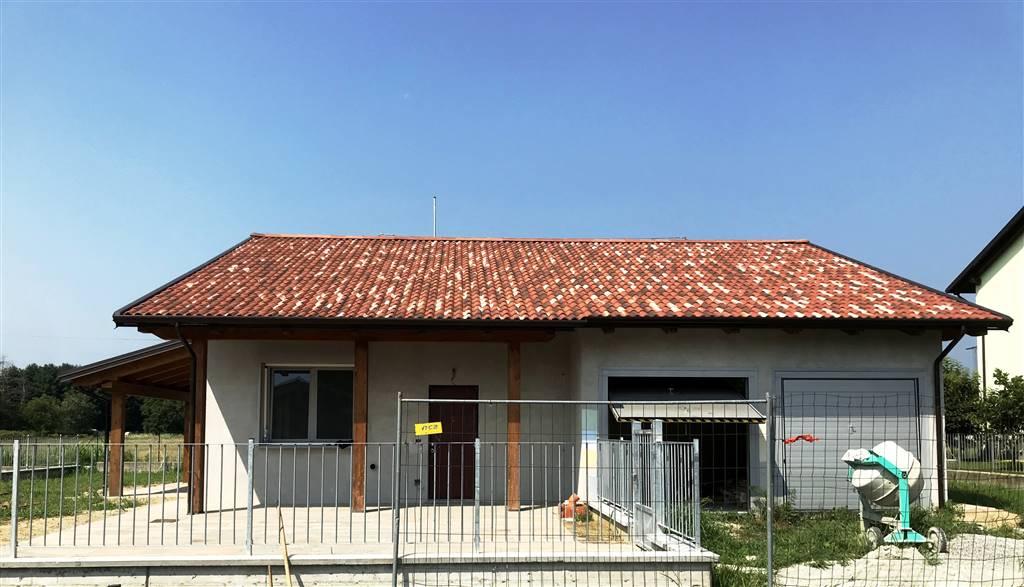 Villa in Via Cavallaria, Strambino