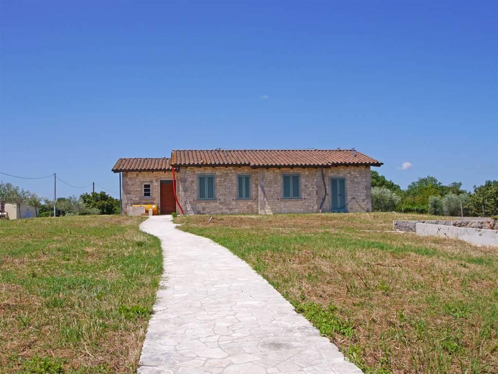Villa, Rapolano Terme, in nuova costruzione