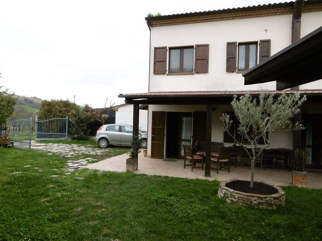 Villa a schiera, Gallignano, Ancona