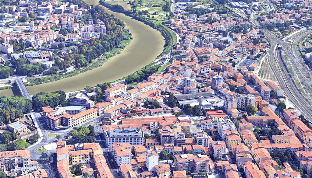 Locale commerciale, Pisa