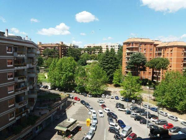 Quadrilocale in Via Gabrio Casati, Nuovo Salario, Prati Fiscali, Colle Salario, Roma
