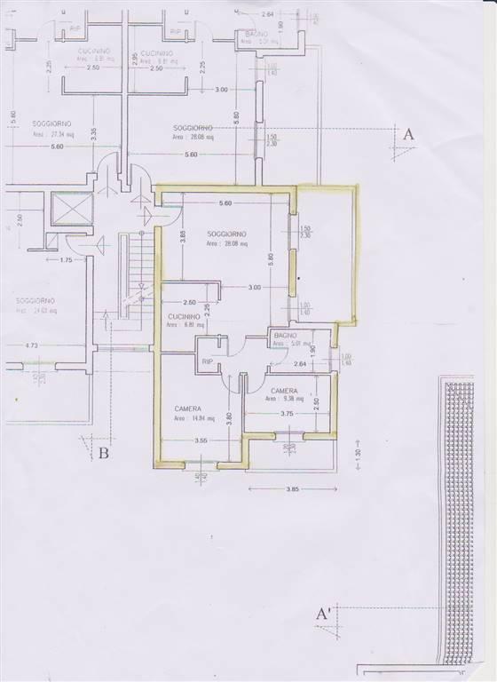 Appartamento in vendita a Arcola, 4 locali, zona to Magra, prezzo € 160.000 | PortaleAgenzieImmobiliari.it
