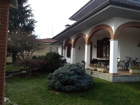 Villa in Via Alagna, Garlasco