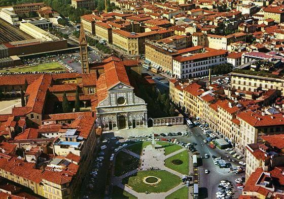 Attività commerciale in Piazza Stazione, Firenze