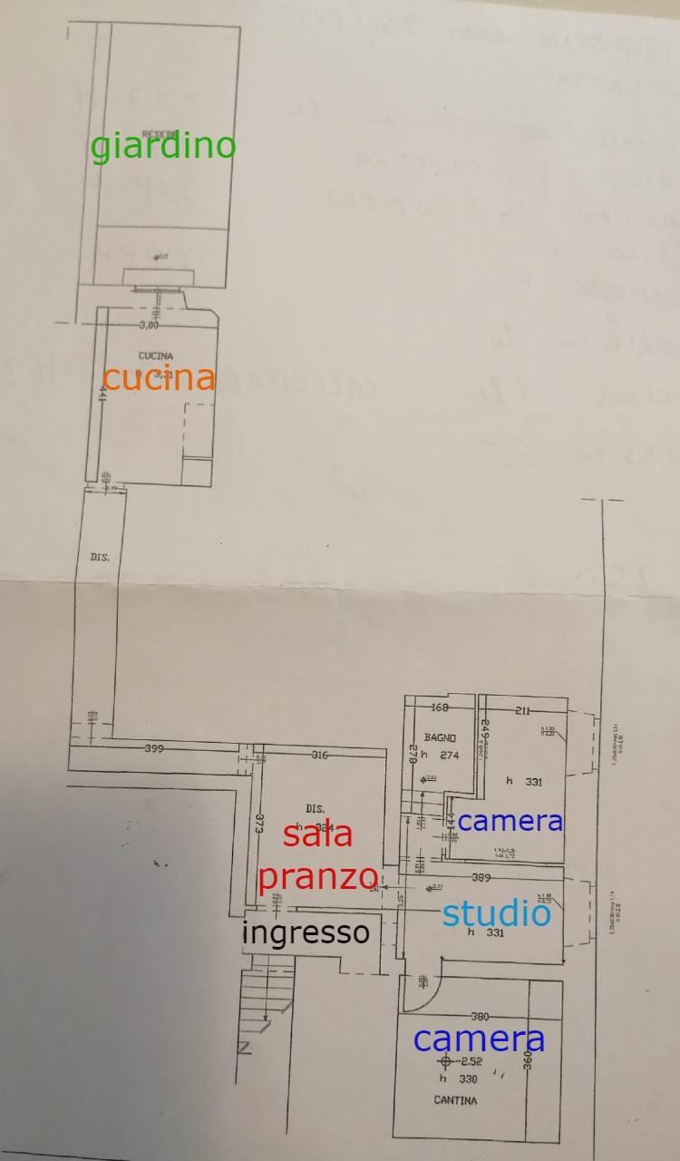 planimetria - Rif. V00-769