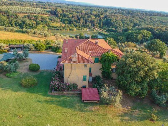 Villa, Bibbona, in ottime condizioni