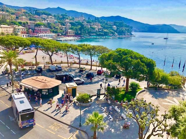Attico, Santa Margherita Ligure, ristrutturato