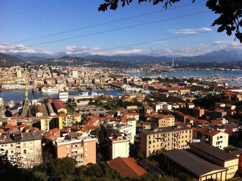 Quadrilocale, Fabiano, La Spezia, in ottime condizioni