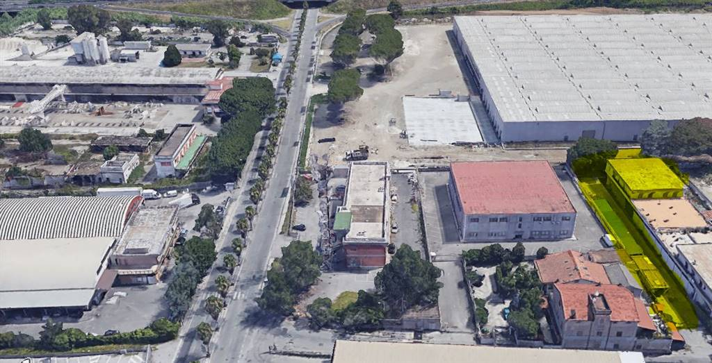 Capannone industriale in Via Acquasanta, Industriale, Salerno