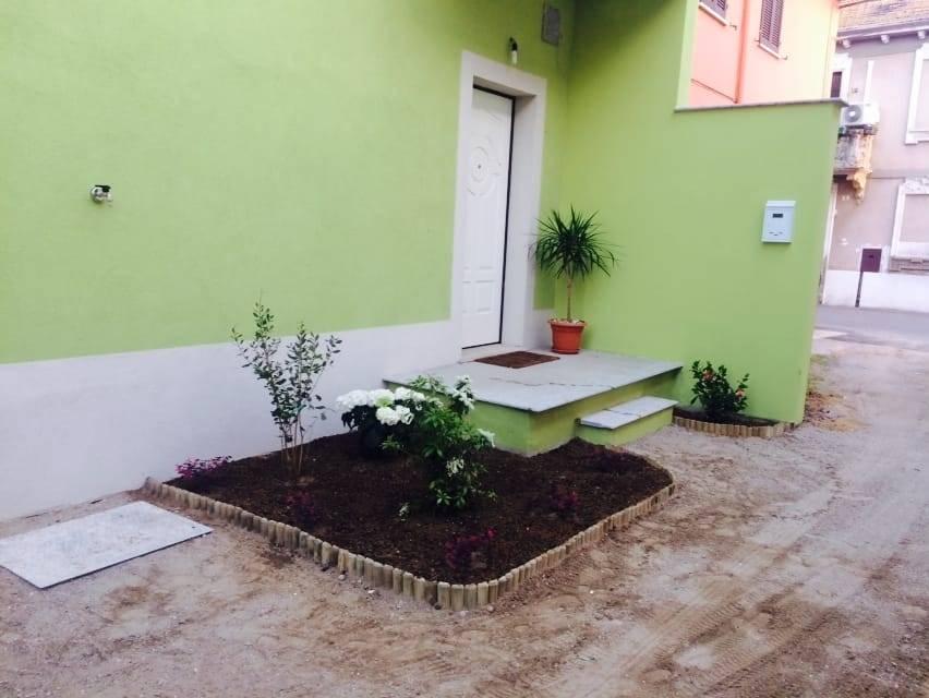 Casa semi indipendente in Via San Martino  14, Olevano Di Lomellina