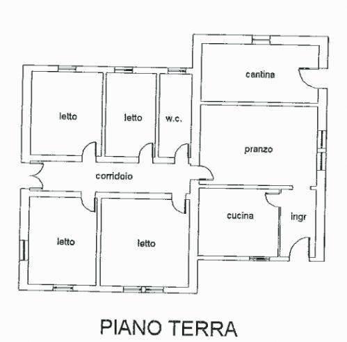 Villa in Via Ca Vecchia, Soliera