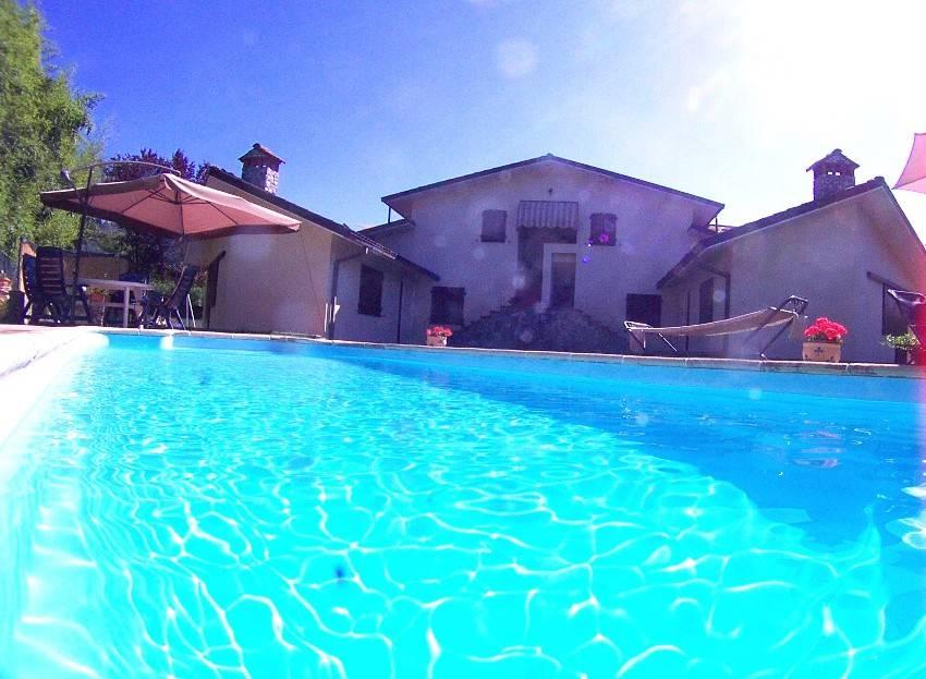 Villa, Pieve Fosciana