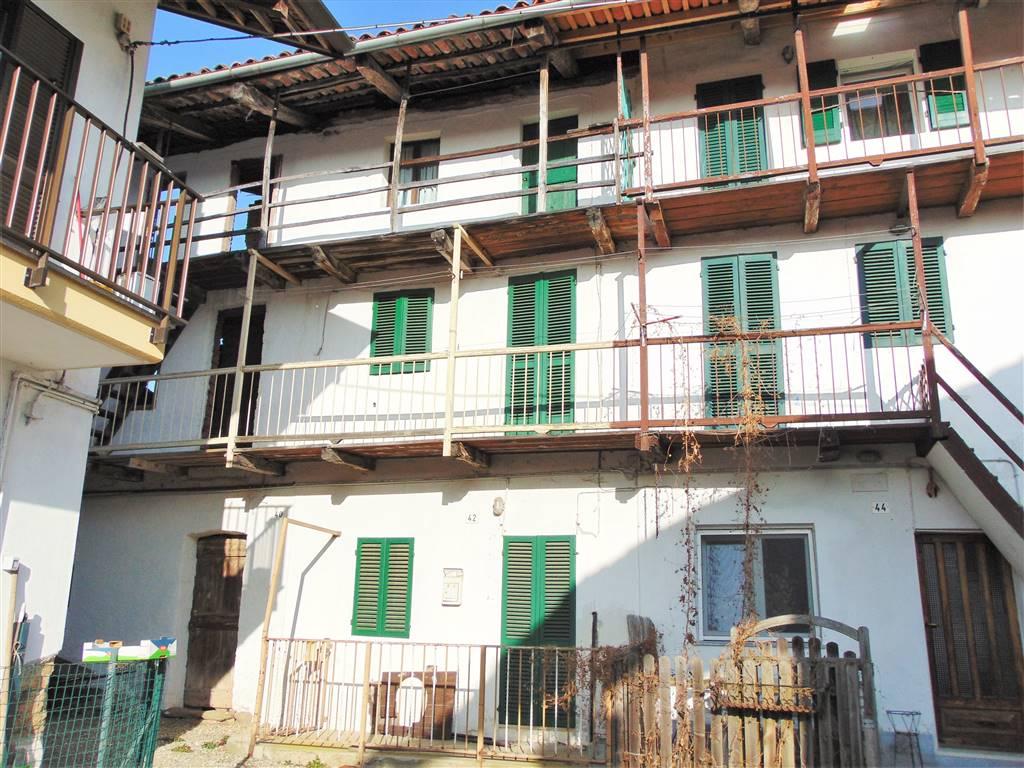 Casa semi indipendente in Via Dei Monti 42, Vermogno, Zubiena
