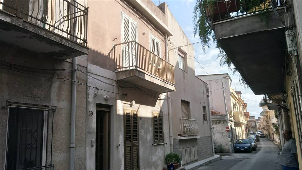 Casa singola in Via Marina 59, Ganzirri,mortelle, Messina