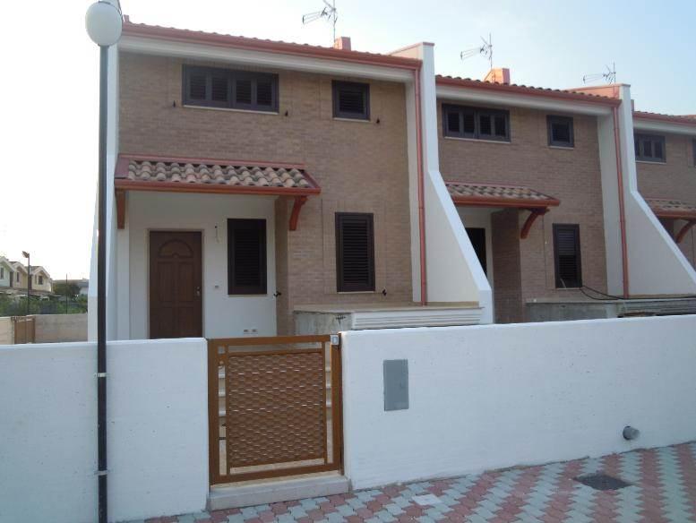 Villa a schiera, Lido Di Campomarino, Campomarino, in nuova costruzione