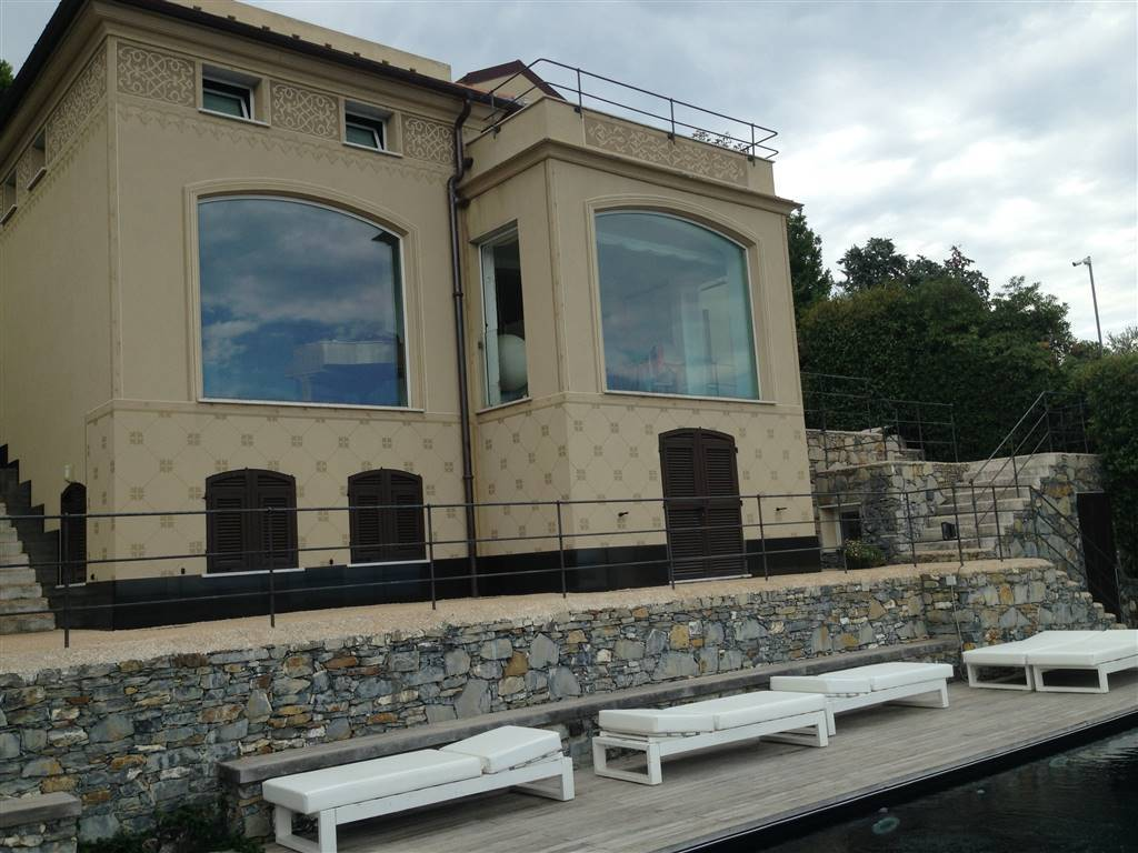 Villa, Santa Margherita Ligure, ristrutturata