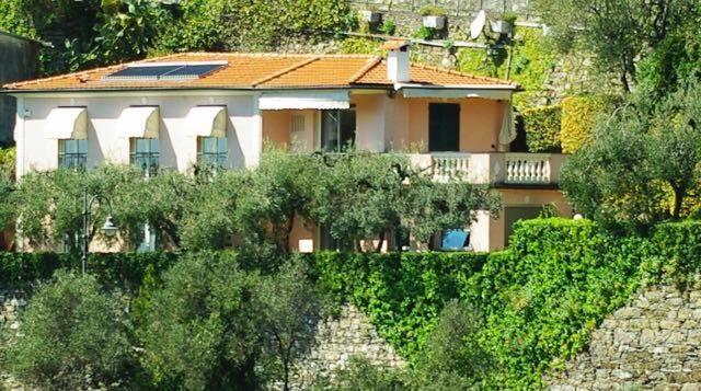 Villa, Zoagli, ristrutturata